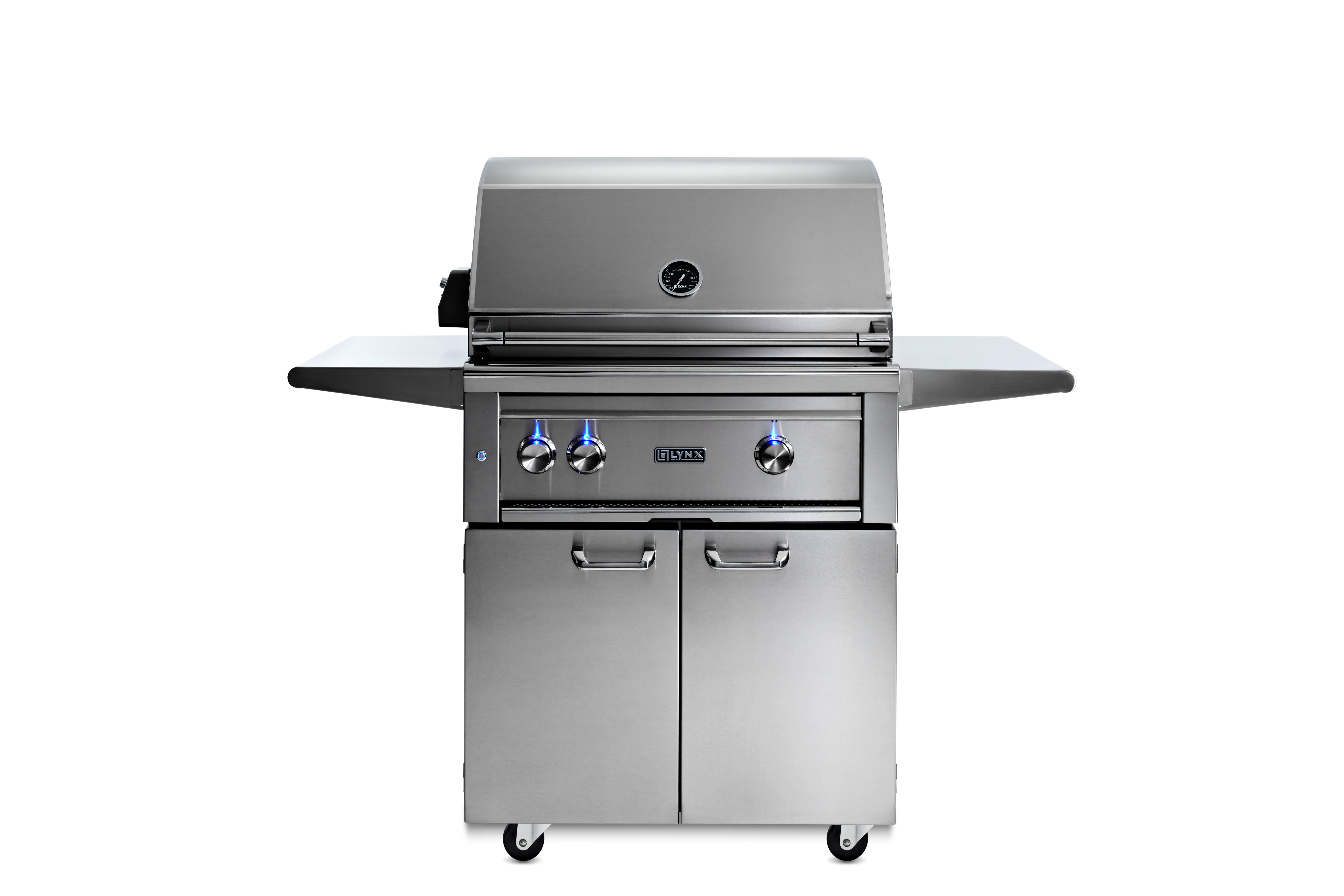 "Lynx 30"" Lynx Professional All Trident™ Freestanding Grill Rotisserie, NG"