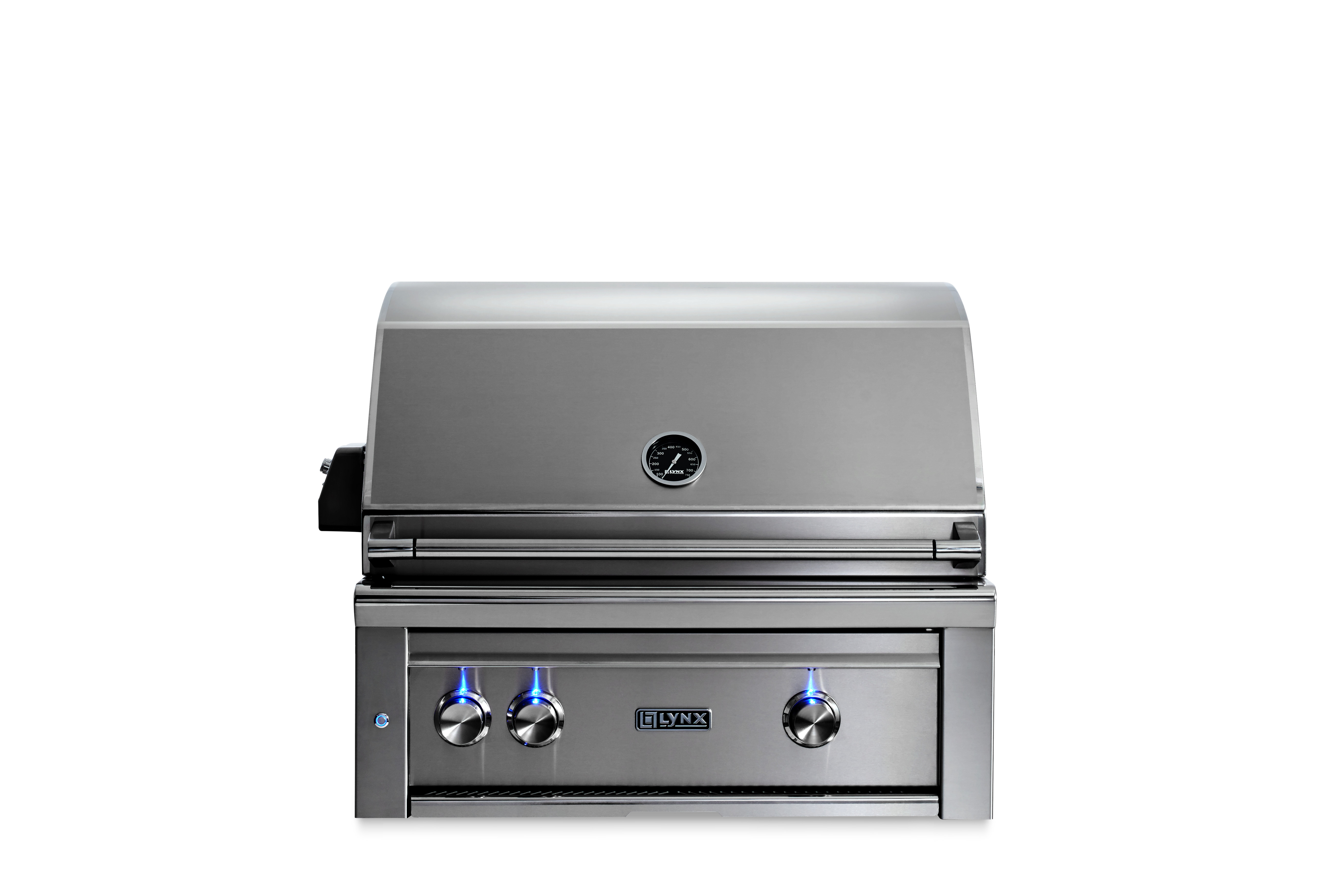 "Lynx 30"" Lynx Professional Built In Grill with 2 Ceramic Burners and Rotisserie, NG"