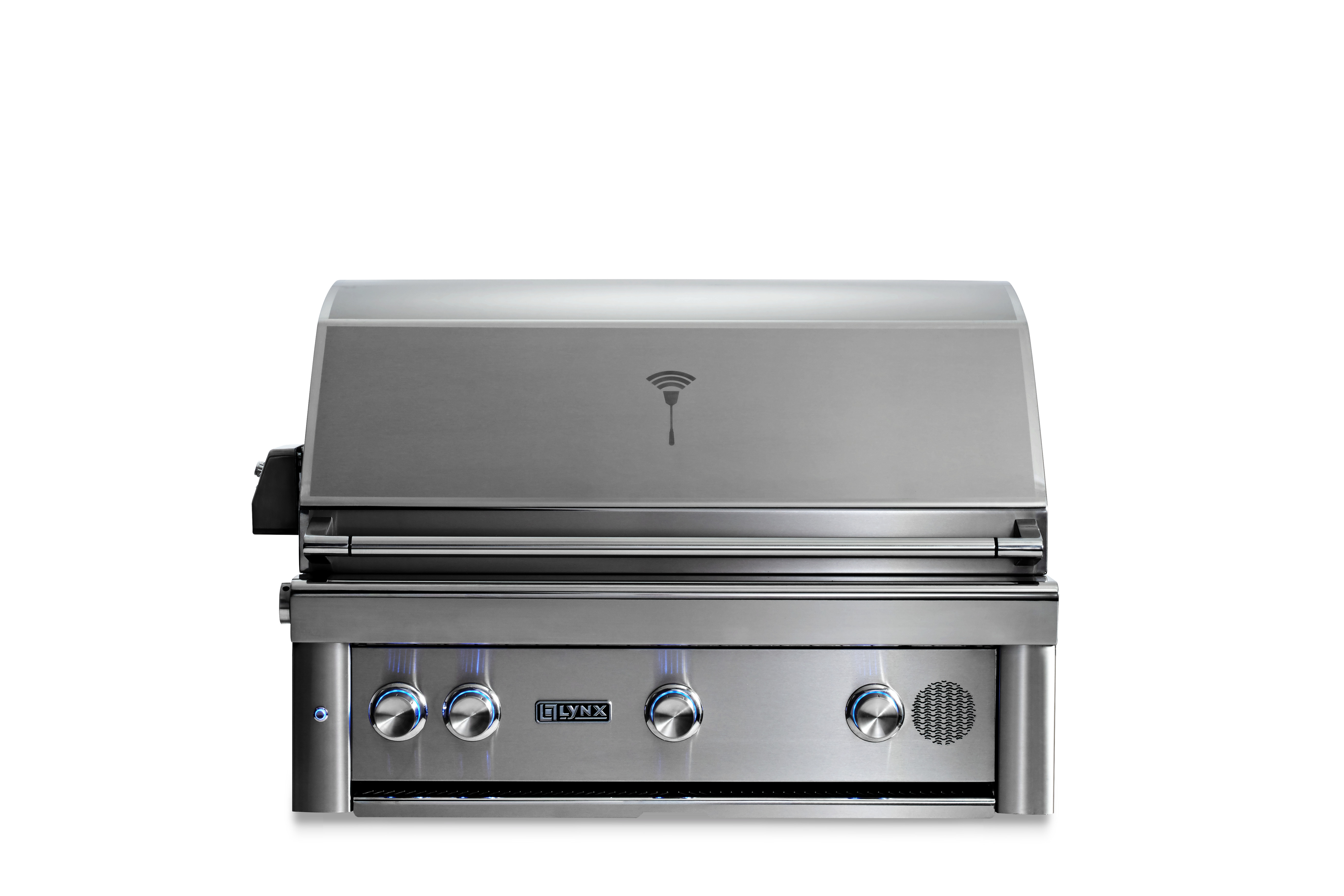 """Lynx 36"""" Lynx Professional Built In Smart Grill with Rotisserie, NG"""