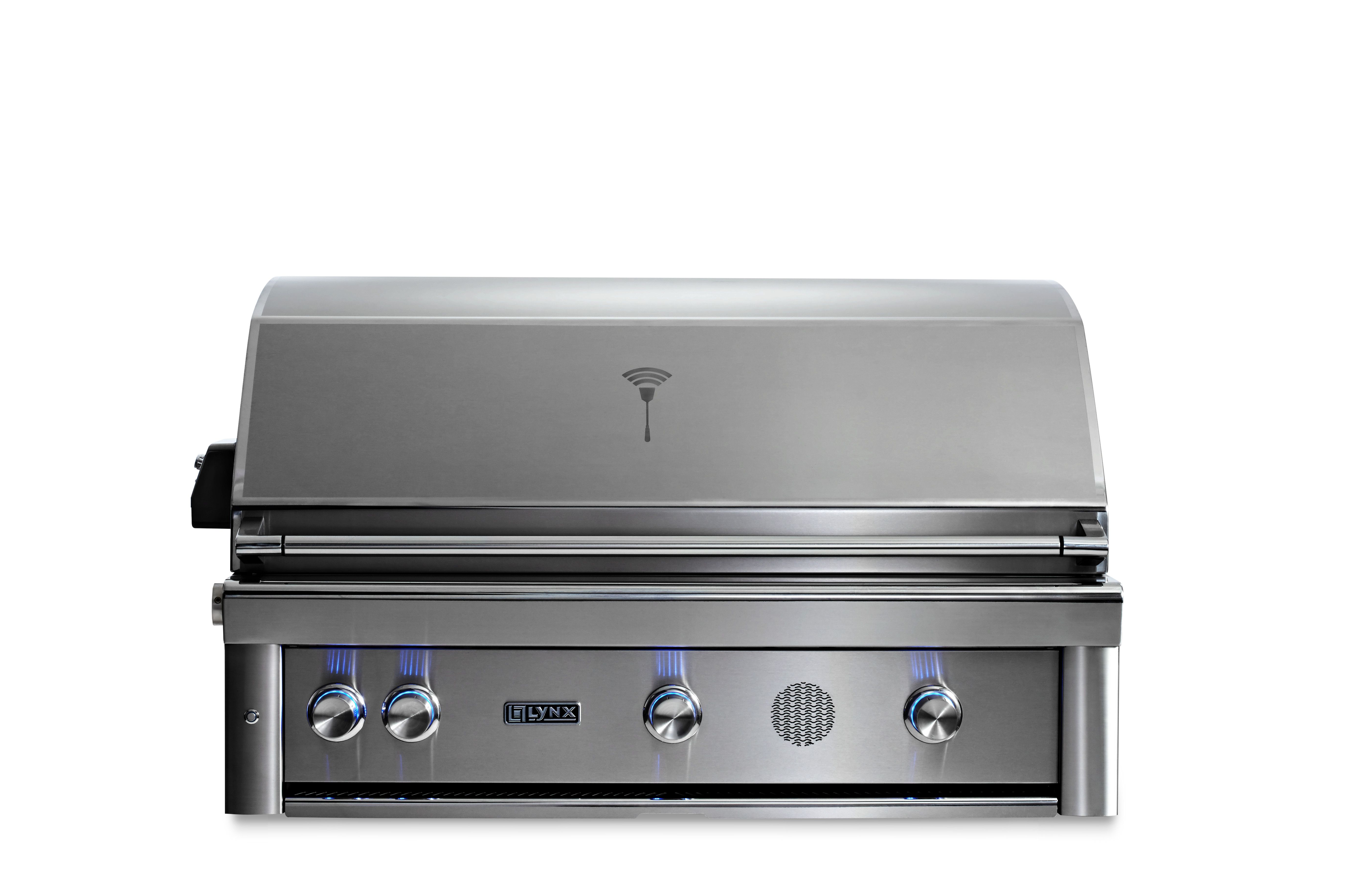 """Lynx 42"""" Lynx Professional Built In Smart Grill with Rotisserie, NG"""