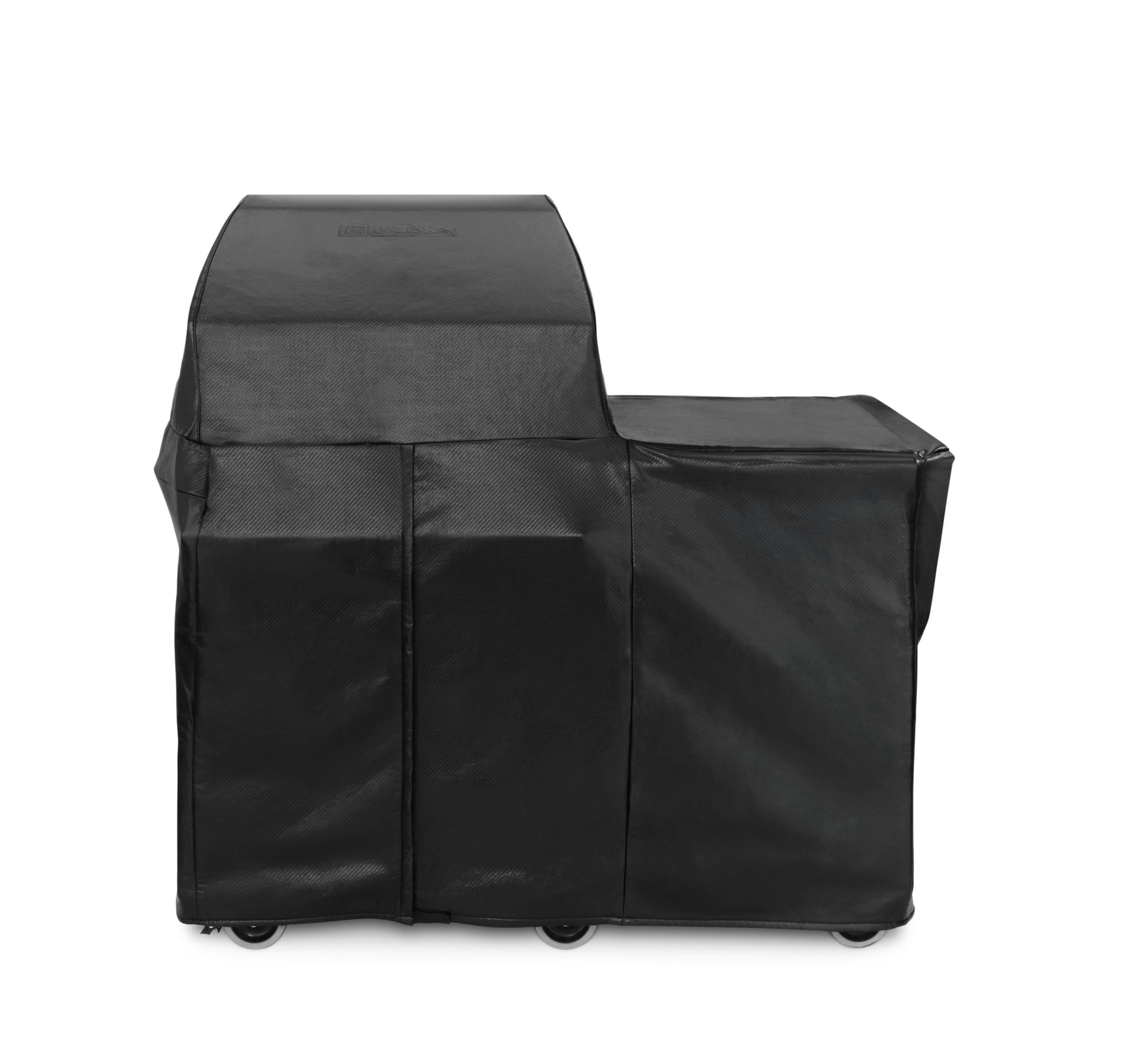 Lynx Napoli Outdoor Oven™ carbon fiber vinylcover (freestanding)