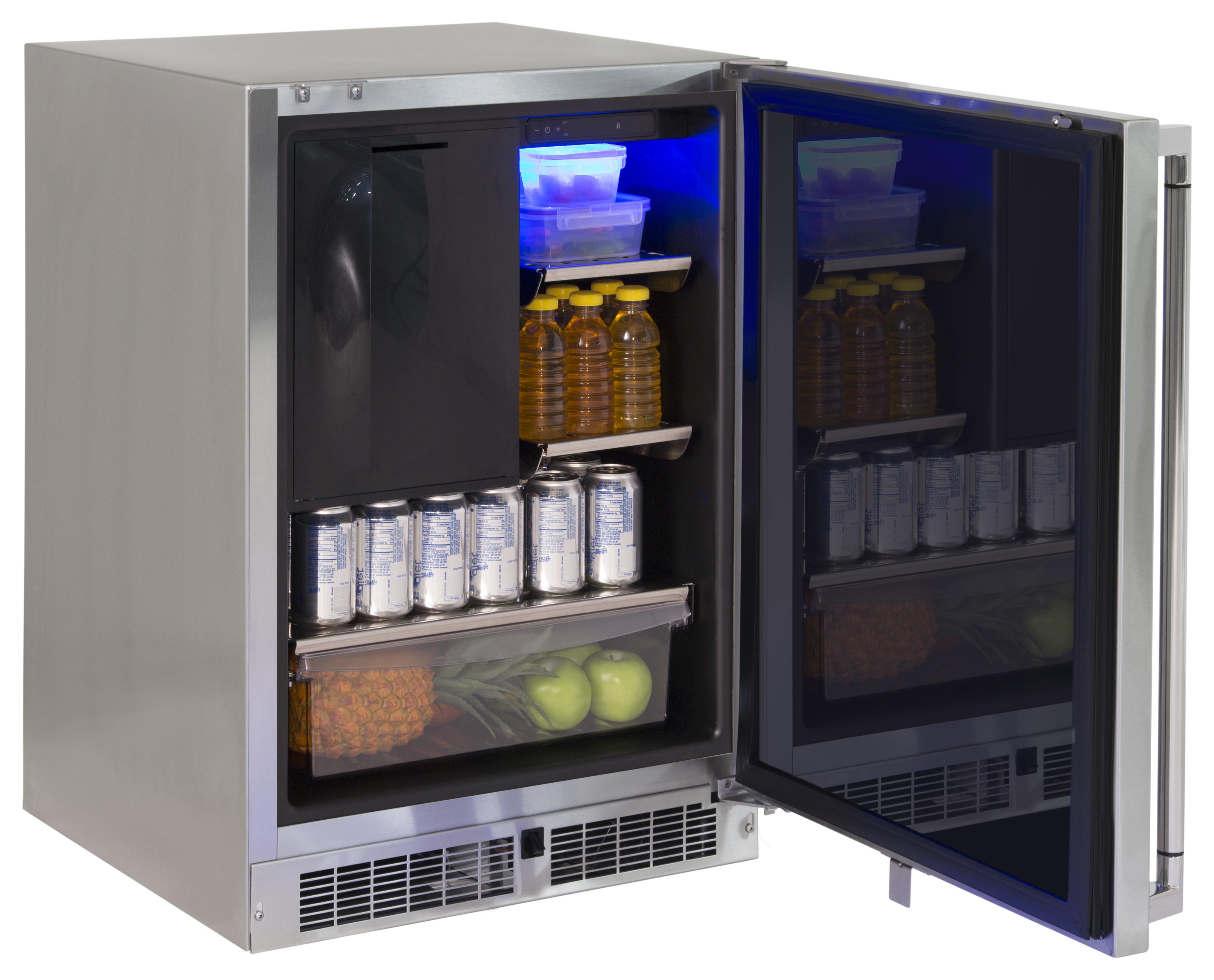 "Model: LM24REFCR | Lynx 24"" Refrigerator Freezer Combo, Right"