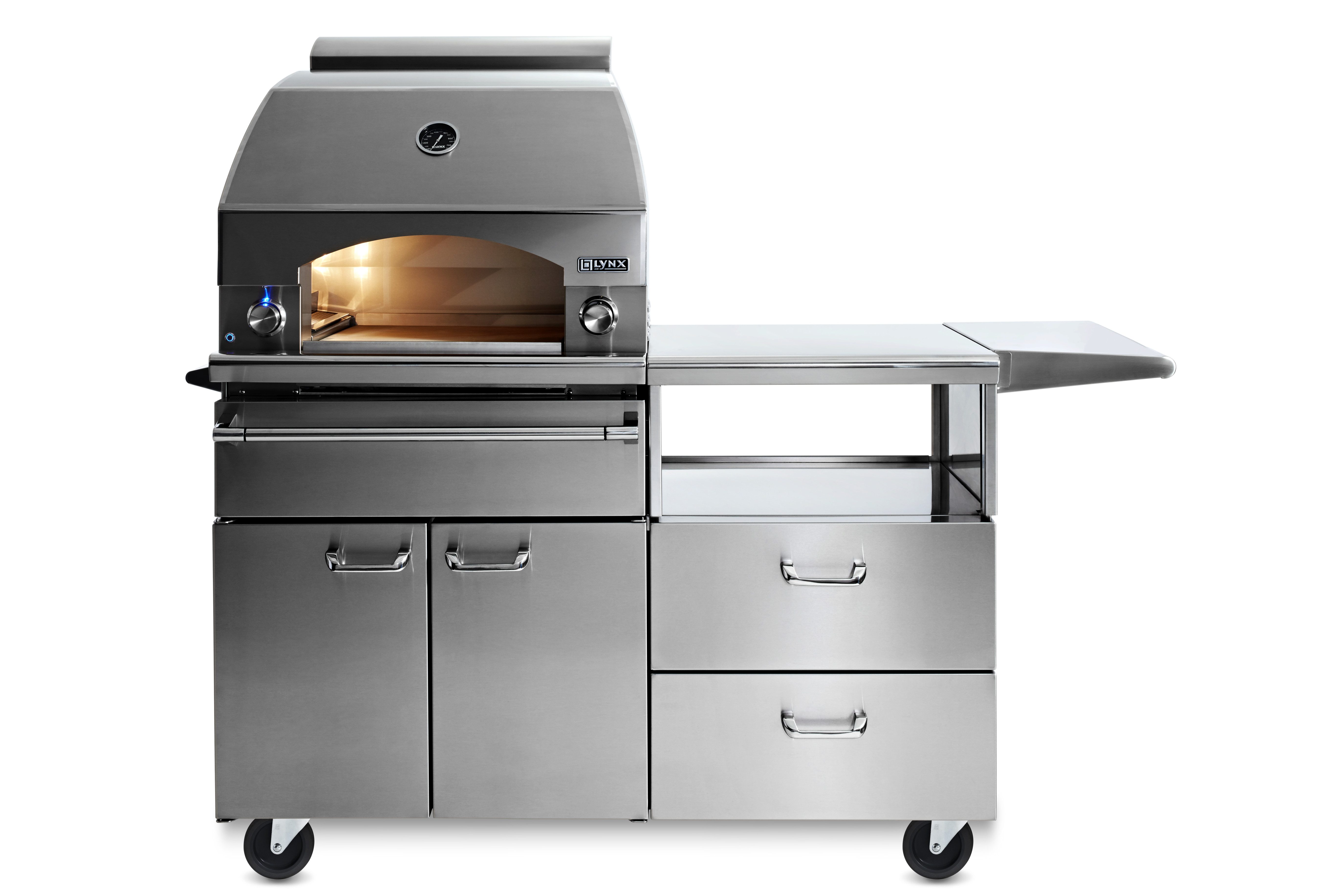 Lynx Lynx Napoli Outdoor Oven™,  Freestanding  NG