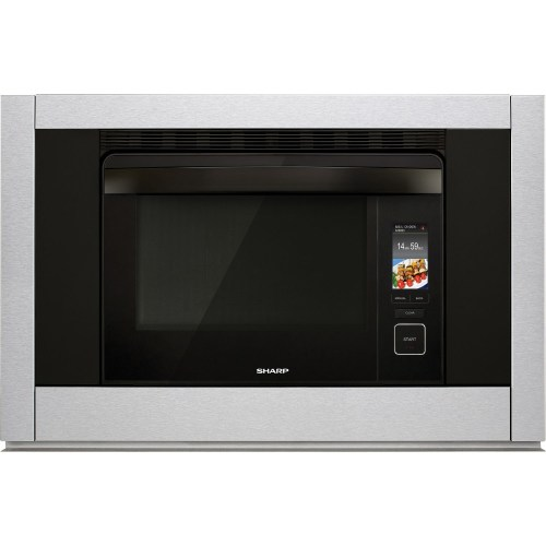 Model: SSC3088AS | Sharp Appliances SUPERSTEAM+TM OVEN