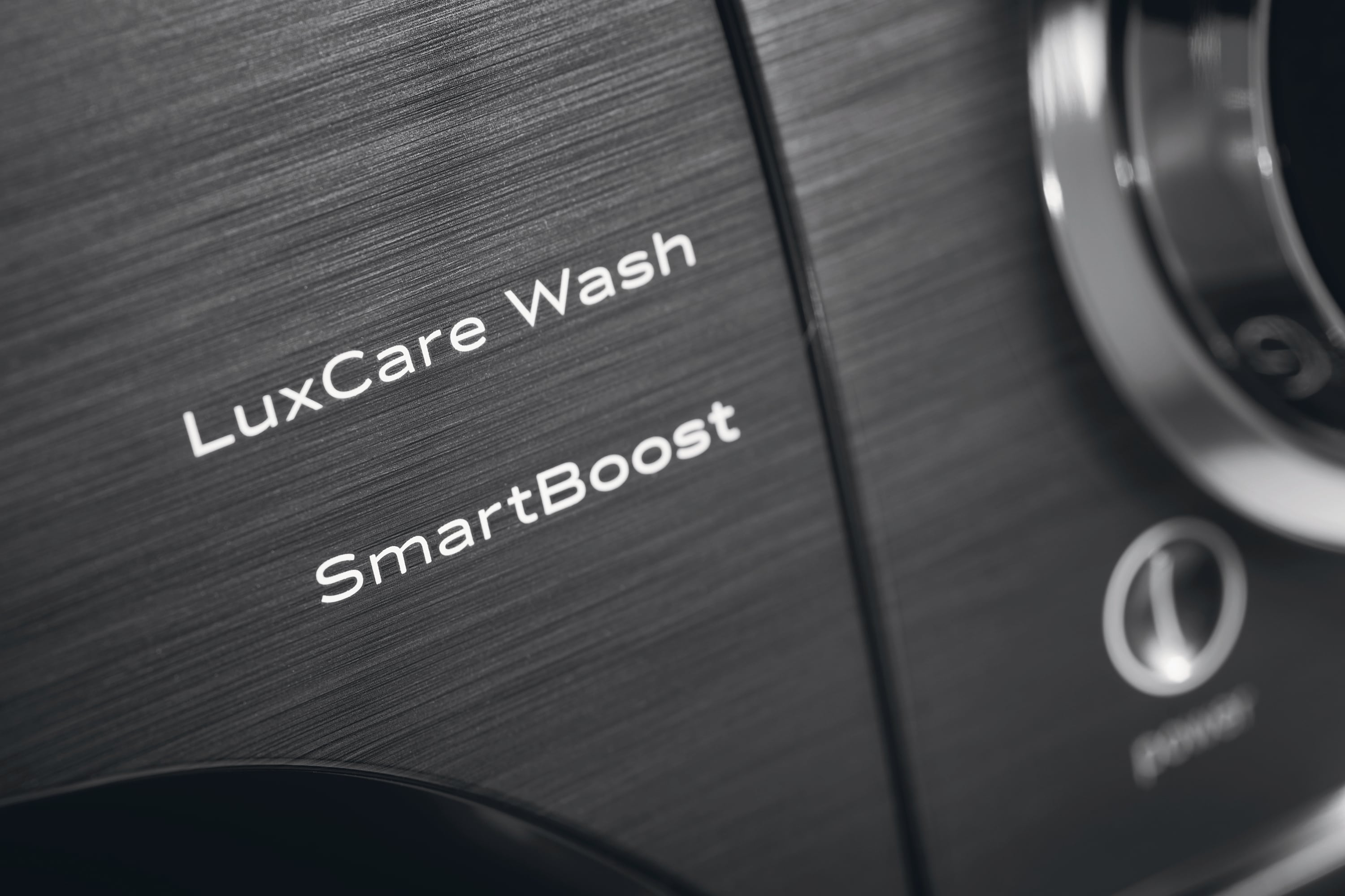 Model: EFLS627UTT   Front Load Perfect Steam™ Washer with LuxCare® Wash and SmartBoost® - 4.4 Cu.Ft.