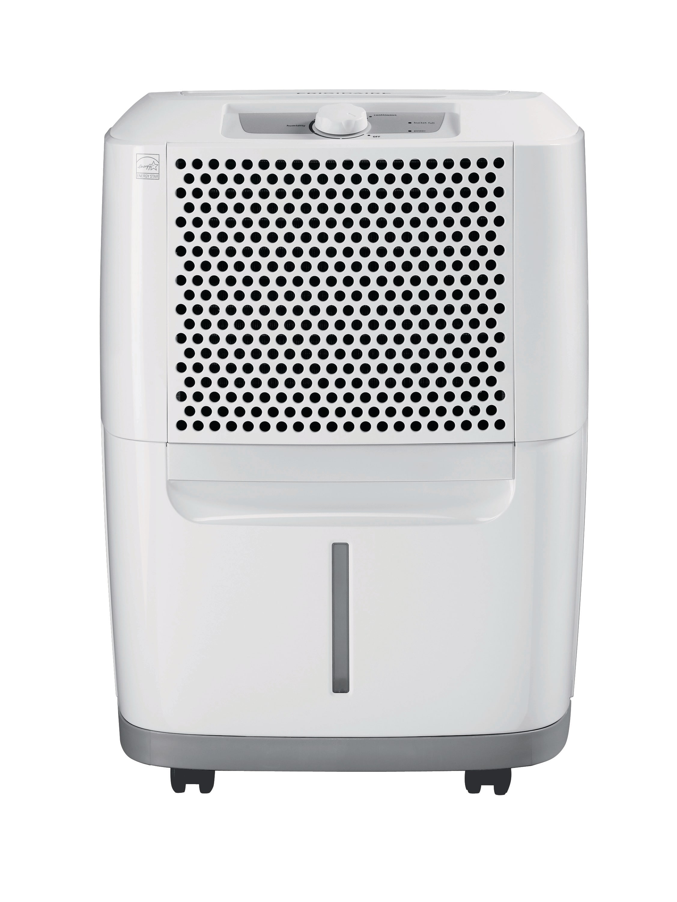 Model: FAD301NWD | Frigidaire Small Room 30 Pint Capacity Dehumidifier