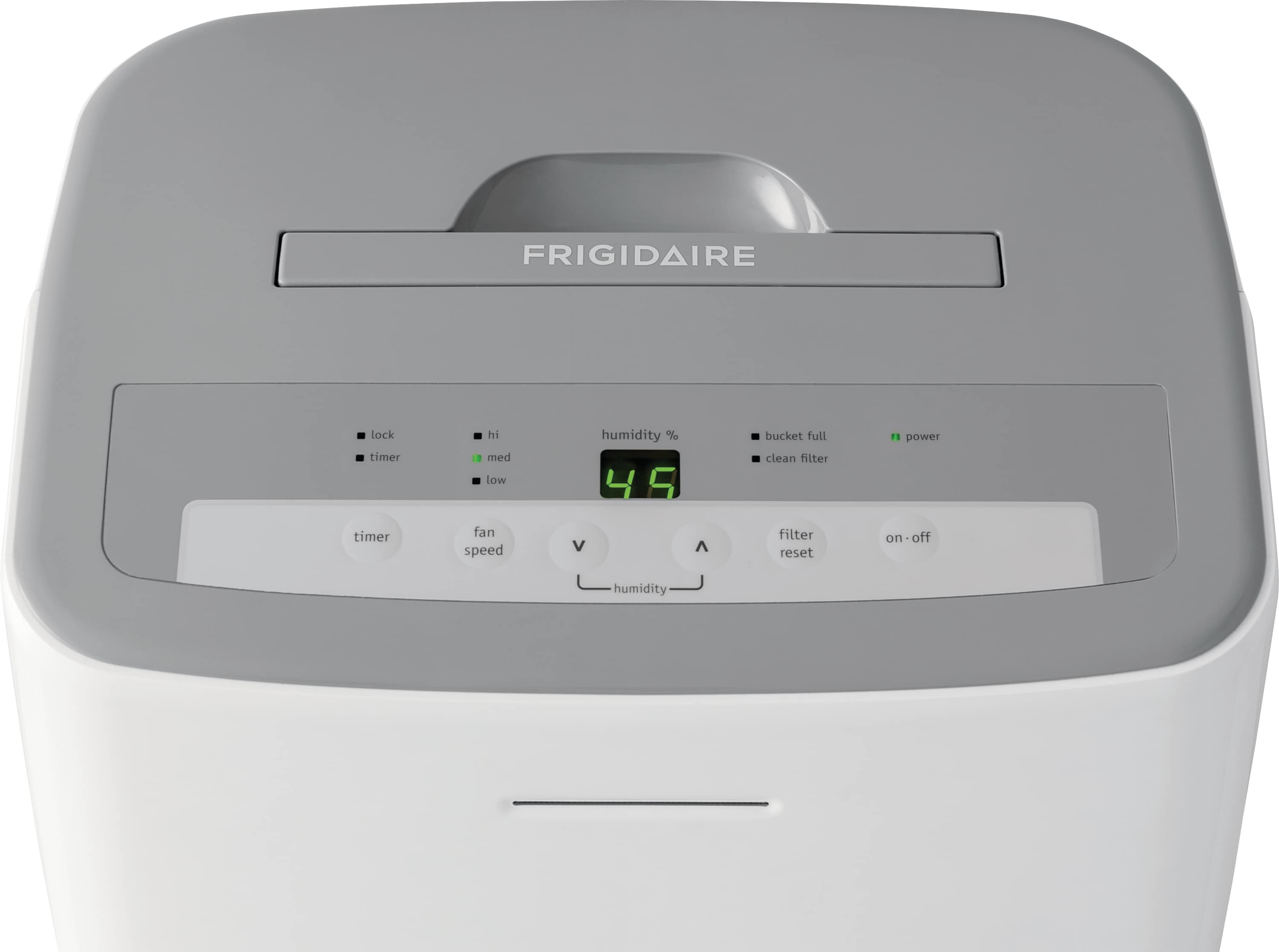 Model: FFAD5033R1 | Frigidaire Medium Room 50 Pint Capacity Dehumidifier