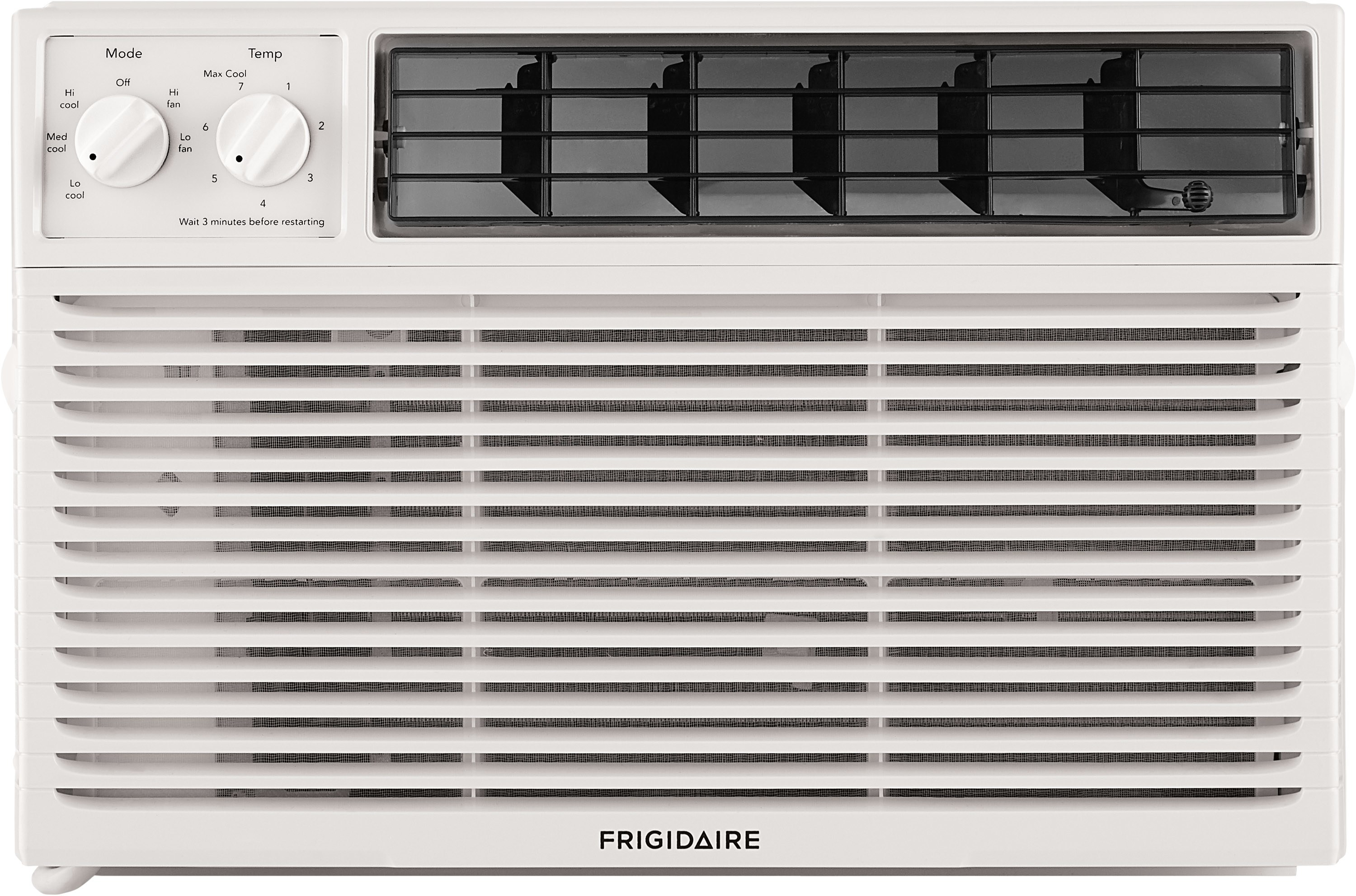 8,000 BTU Window-Mounted Room Air Conditioner