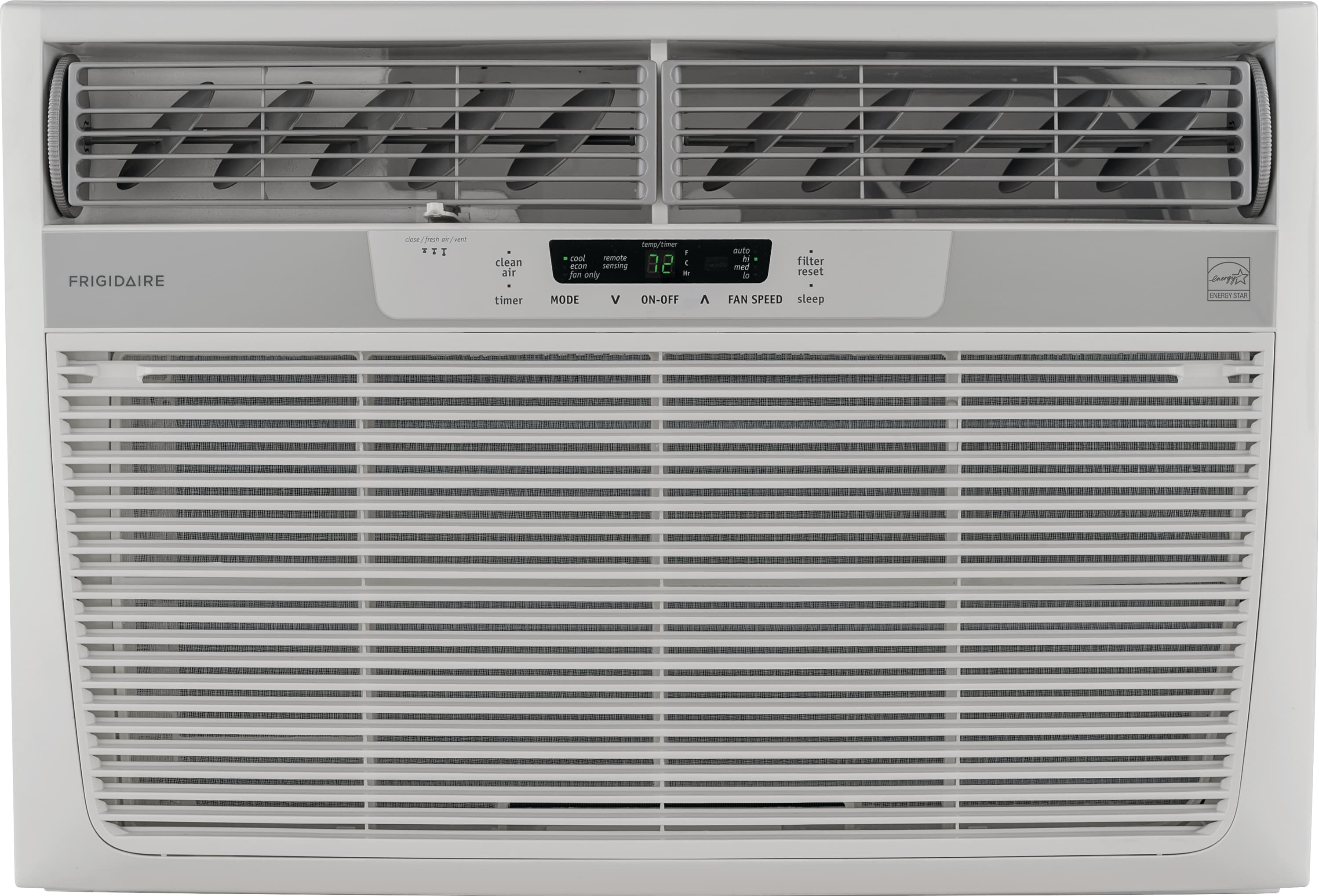 25,000 BTU Window-Mounted Room Air Conditioner
