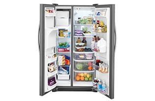 Model: FFSS2315TD | 22.1 Cu. Ft. Side-by-Side Refrigerator