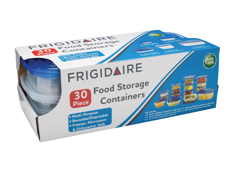 30 Piece Fresh Keeper Storage Container Set
