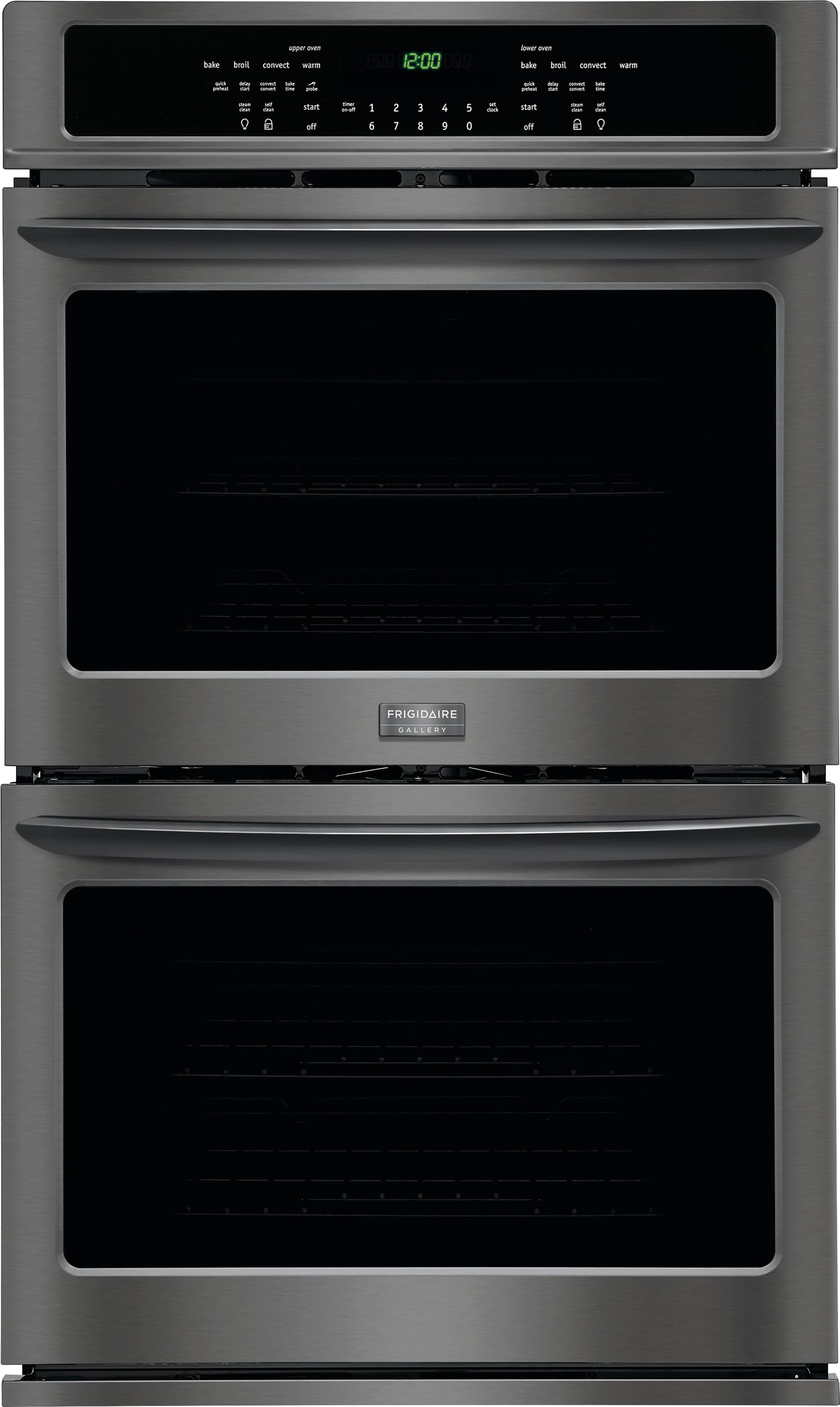 "Model: FGET3065PD | Frigidaire Gallery 30"" Double Electric Wall Oven"