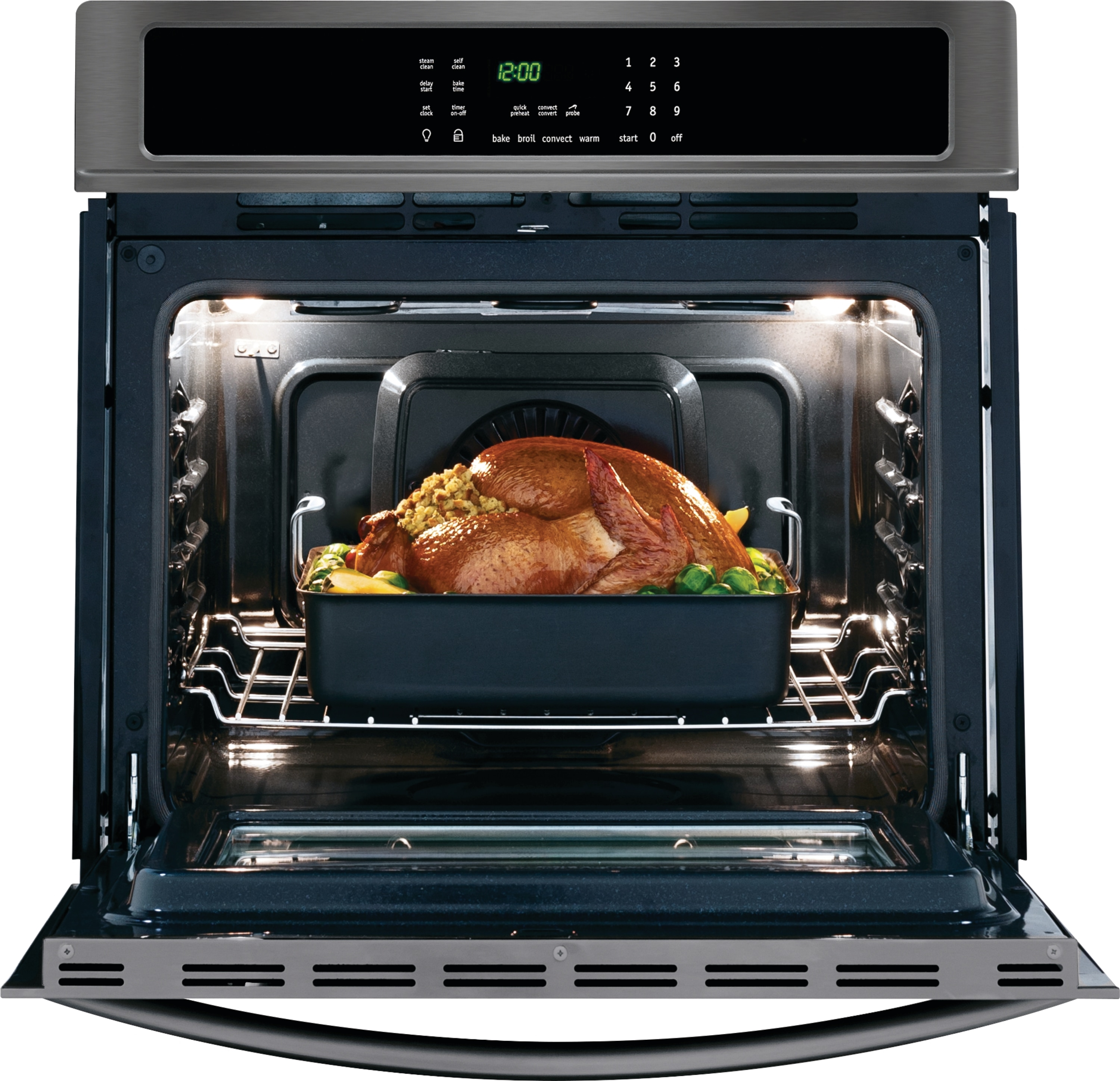 "Model: FGEW3066UF | Frigidaire 30"" Single Electric Wall Oven"
