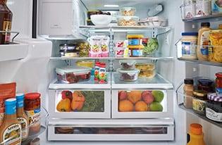 21.7 Cu. Ft. Counter-Depth French Door Refrigerator
