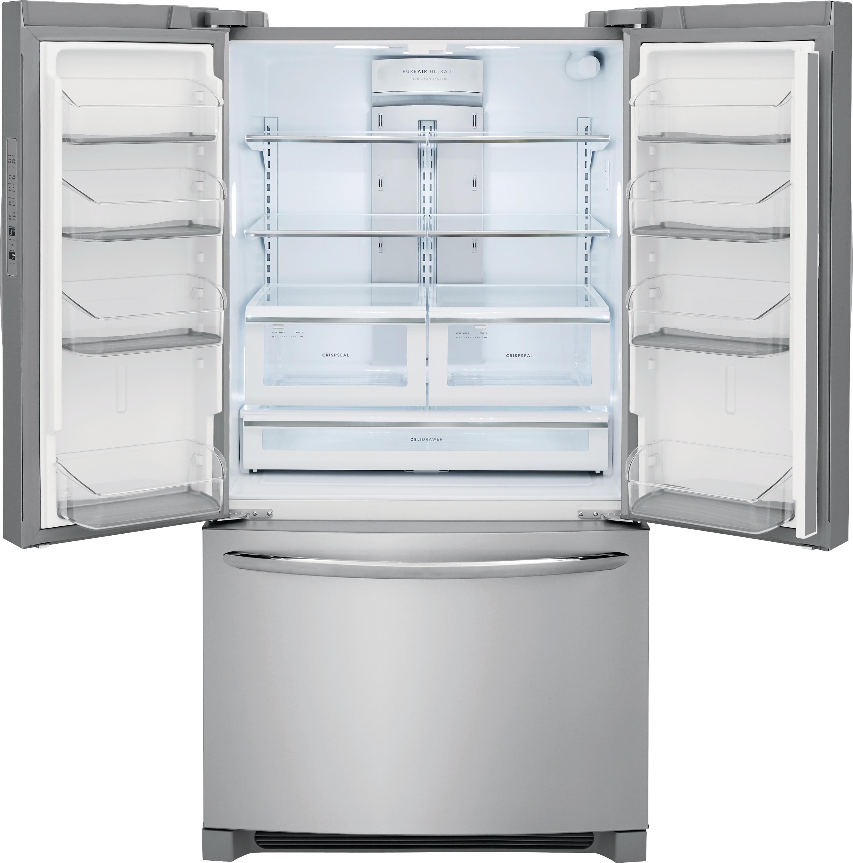 Model: FGHG2368TF | 22.4 Cu. Ft. Counter-Depth French Door Refrigerator