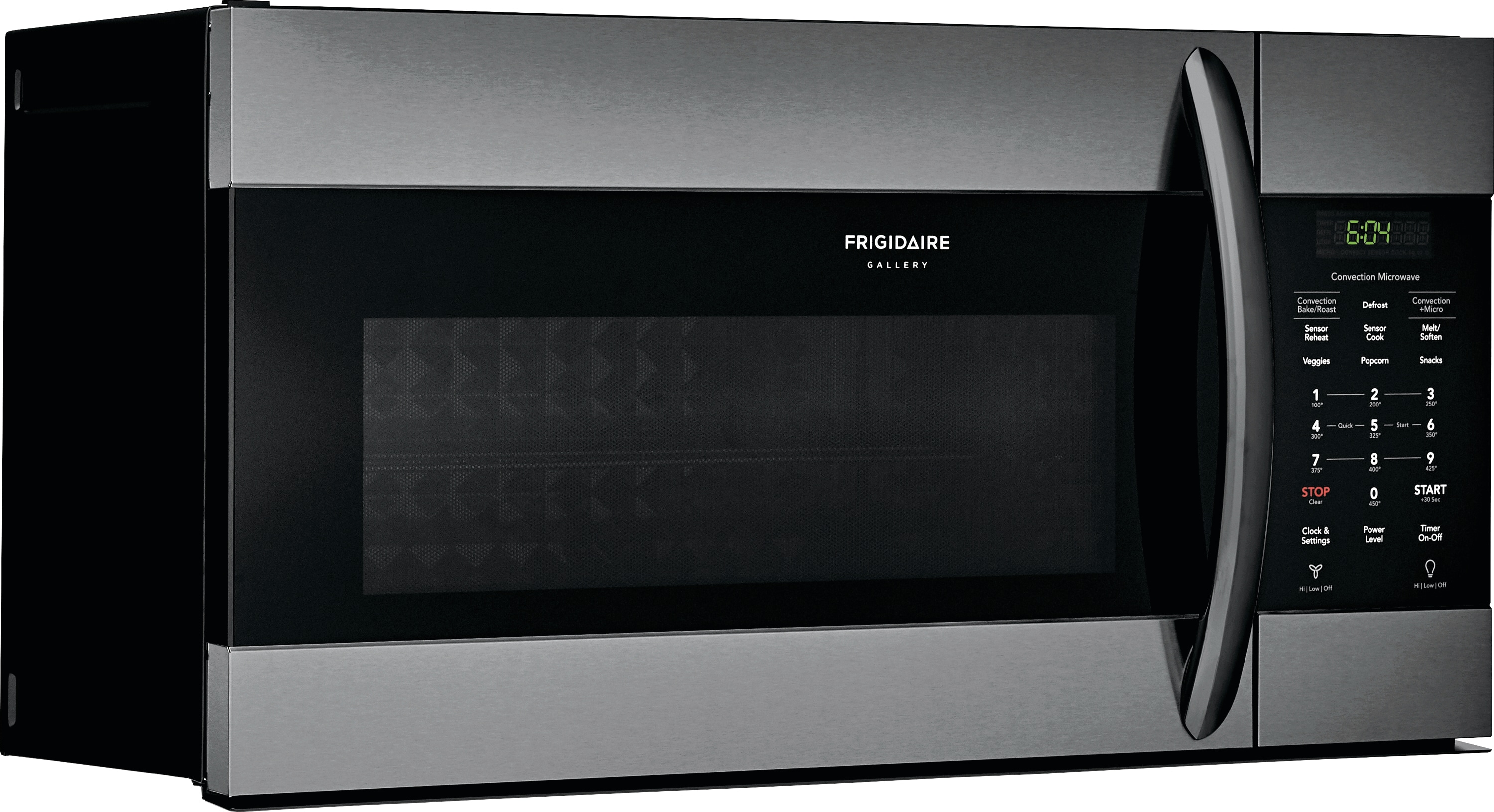 Model: FGMV155CTD | 1.5 Cu. Ft. Over-The-Range Microwave with Convection
