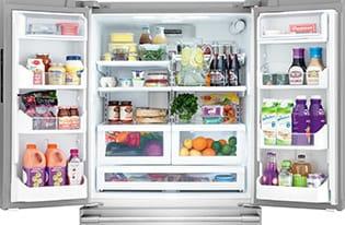 Model: FPBG2277RF | 22.3 Cu. Ft. French Door Counter-Depth Refrigerator