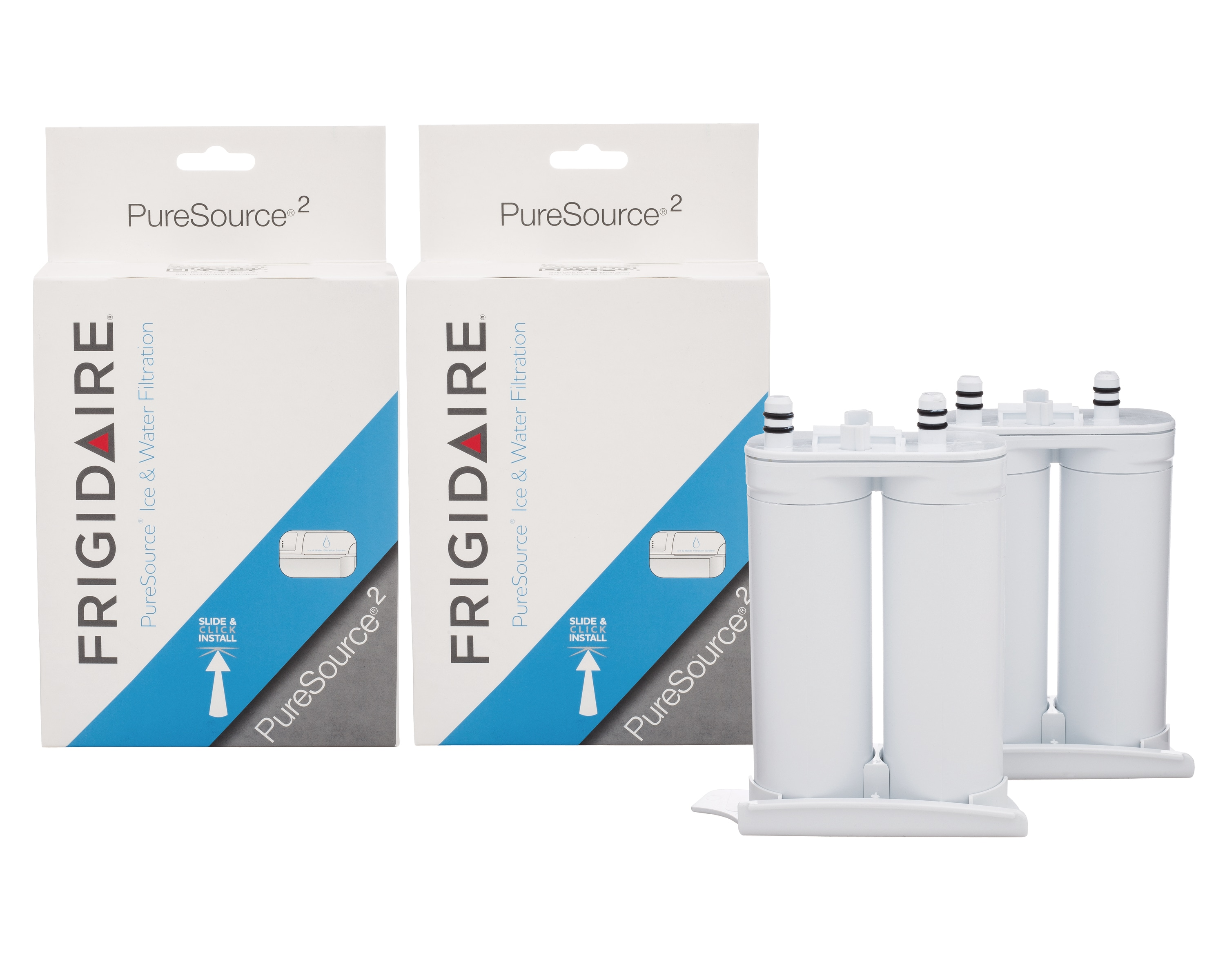 PureSource 2® Replacement Ice and Water Filter, 2 Pack