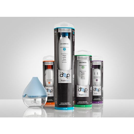Ice & Water Refrigerator Filter 1