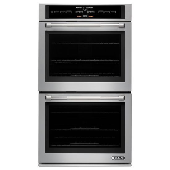 "Jenn-Air Euro-Style 30"" Double Wall Oven with V2™ Vertical Dual-Fan Convection System"
