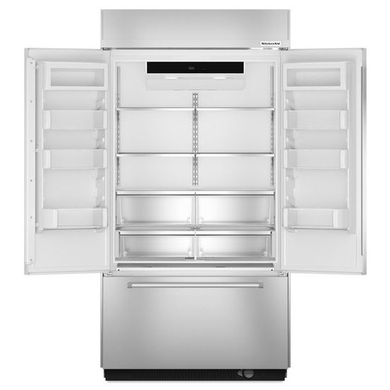 Model: KBFN406ESS | 20.8 Cu. Ft. 36