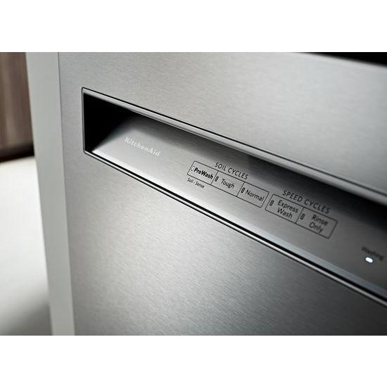 46 DBA Dishwasher with ProWash™ Cycle and PrintShield™ Finish, Front Control