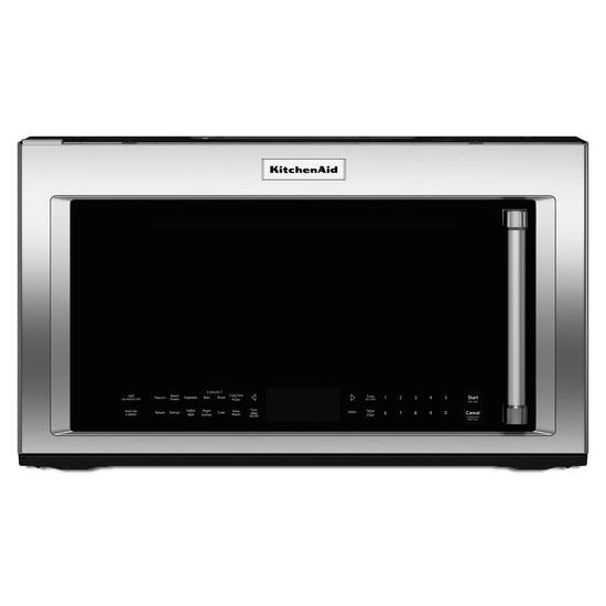 "KitchenAid 30"" 1000-Watt Microwave Hood Combination with Convection Cooking"