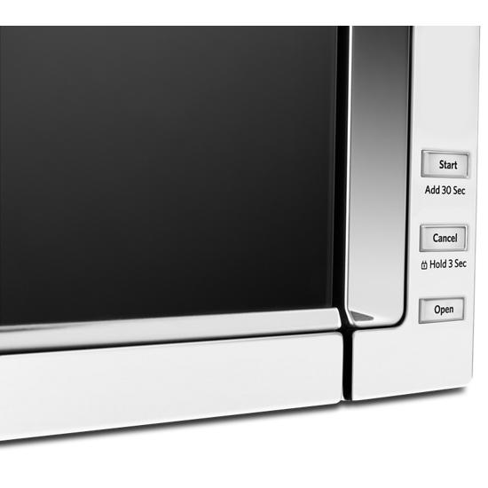 1000-Watt Low Profile Microwave Hood Combination