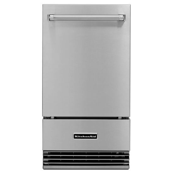 "Model: KUIO18NNZS | KitchenAid 18"" Outdoor Automatic Ice Maker"
