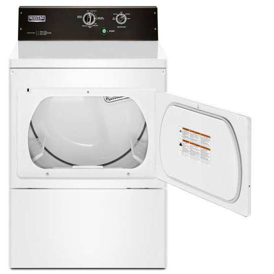 Model: MEDP575GW | 7.4 cu. ft. Commercial-Grade Residential Dryer