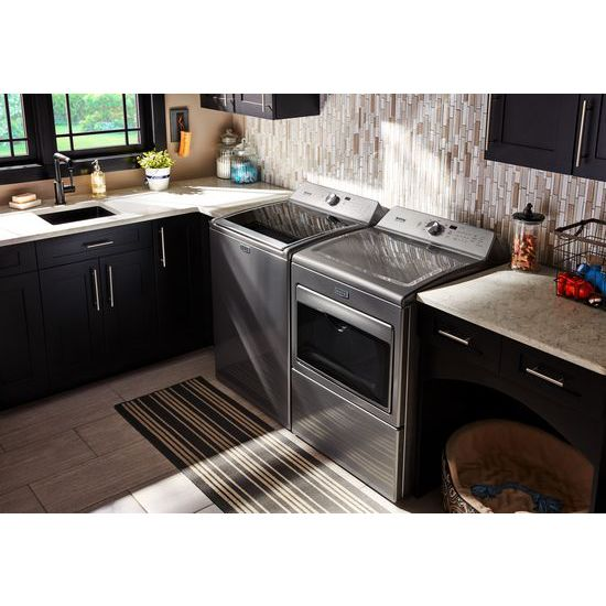 Large Capacity Gas Dryer with IntelliDry® Sensor – 7.4 cu. ft.