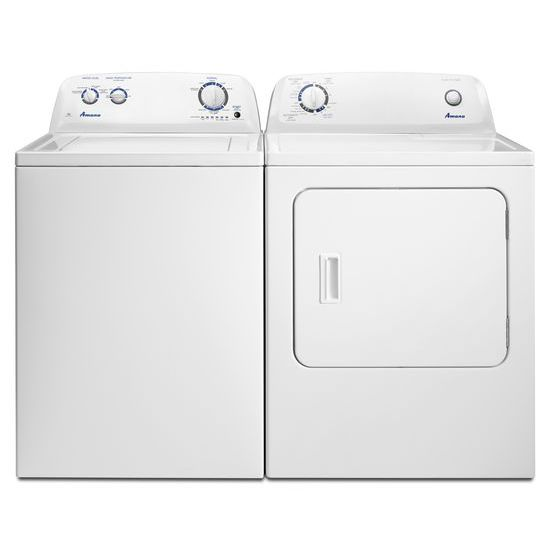 6.5 cu. ft. Electric Dryer with Wrinkle Prevent Option