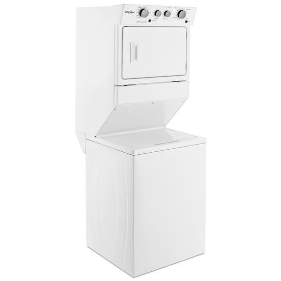 143b951c496 Whirlpool - WET4027HW - 3.5 cu.ft Electric Stacked Laundry Center 9 ...