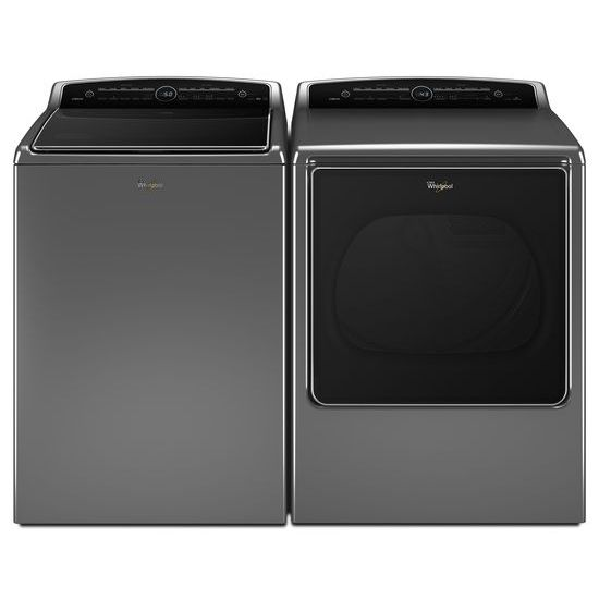 5.3 cu.ft HE Top Load Washer with ColorLast™ , Intuitive Touch Controls