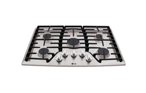 "LG 30"" Gas Cooktop with SuperBoil™"