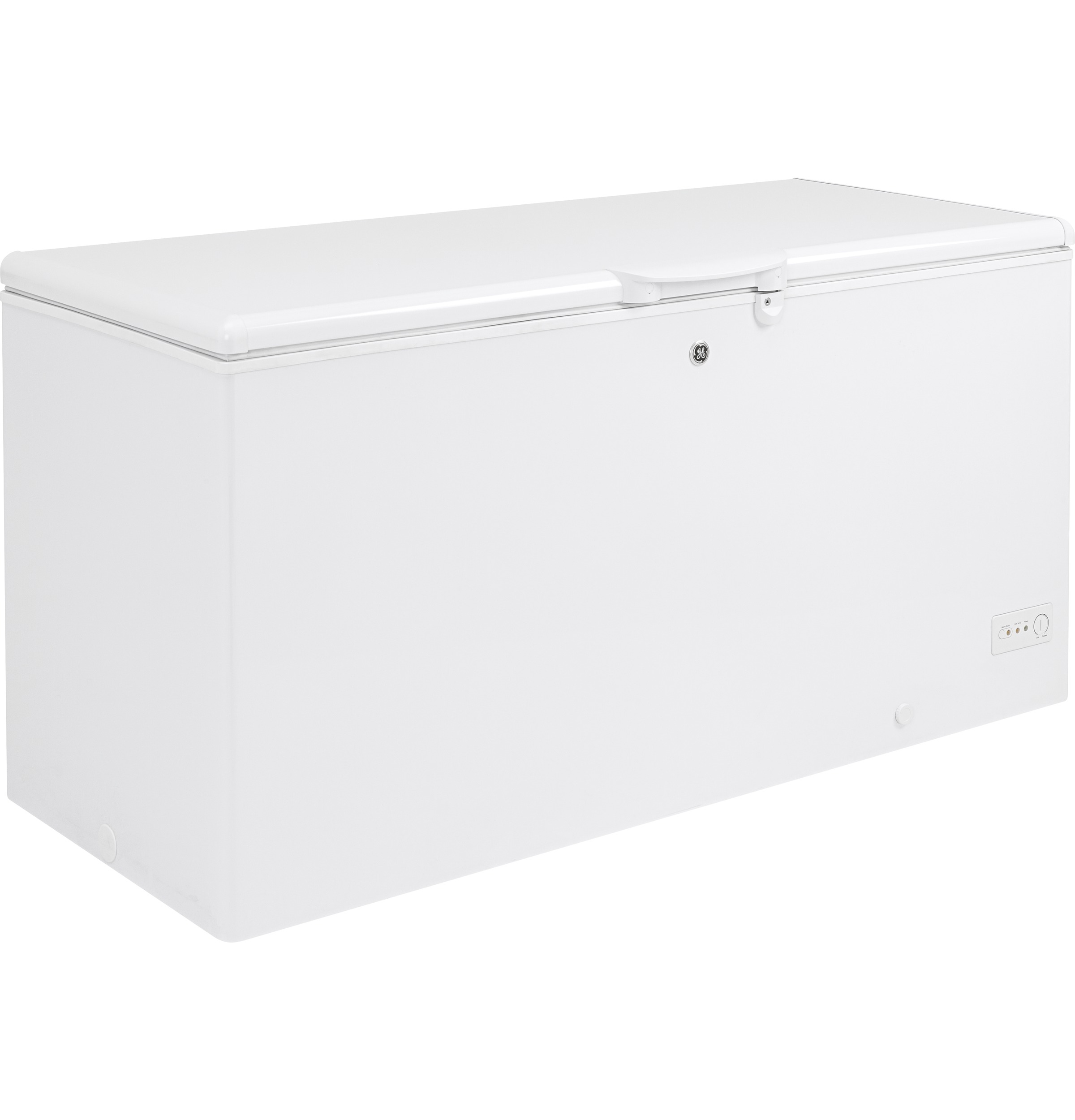 GE® 15.7 Cu. Ft. Manual Defrost Chest Freezer