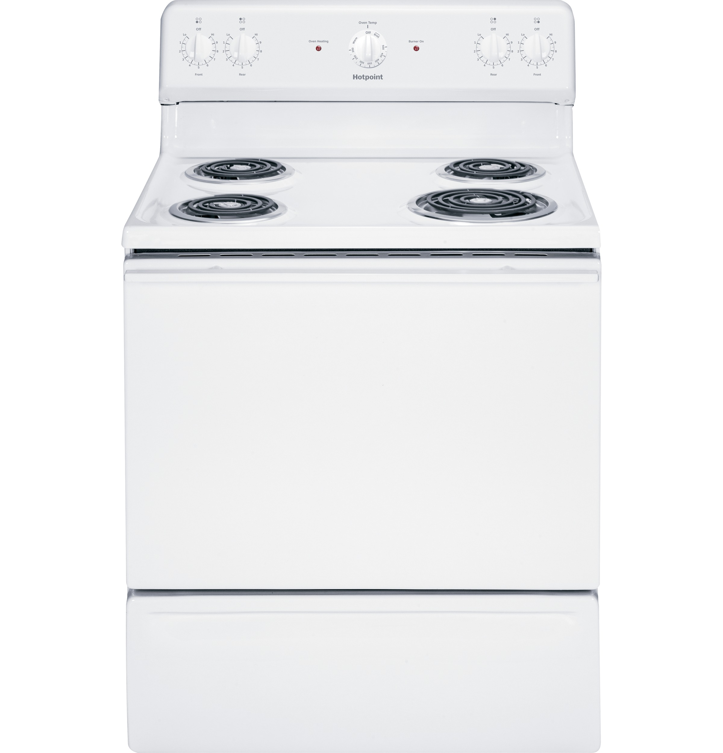 """Hotpoint Hotpoint® 30"""" Free-Standing Electric Range"""