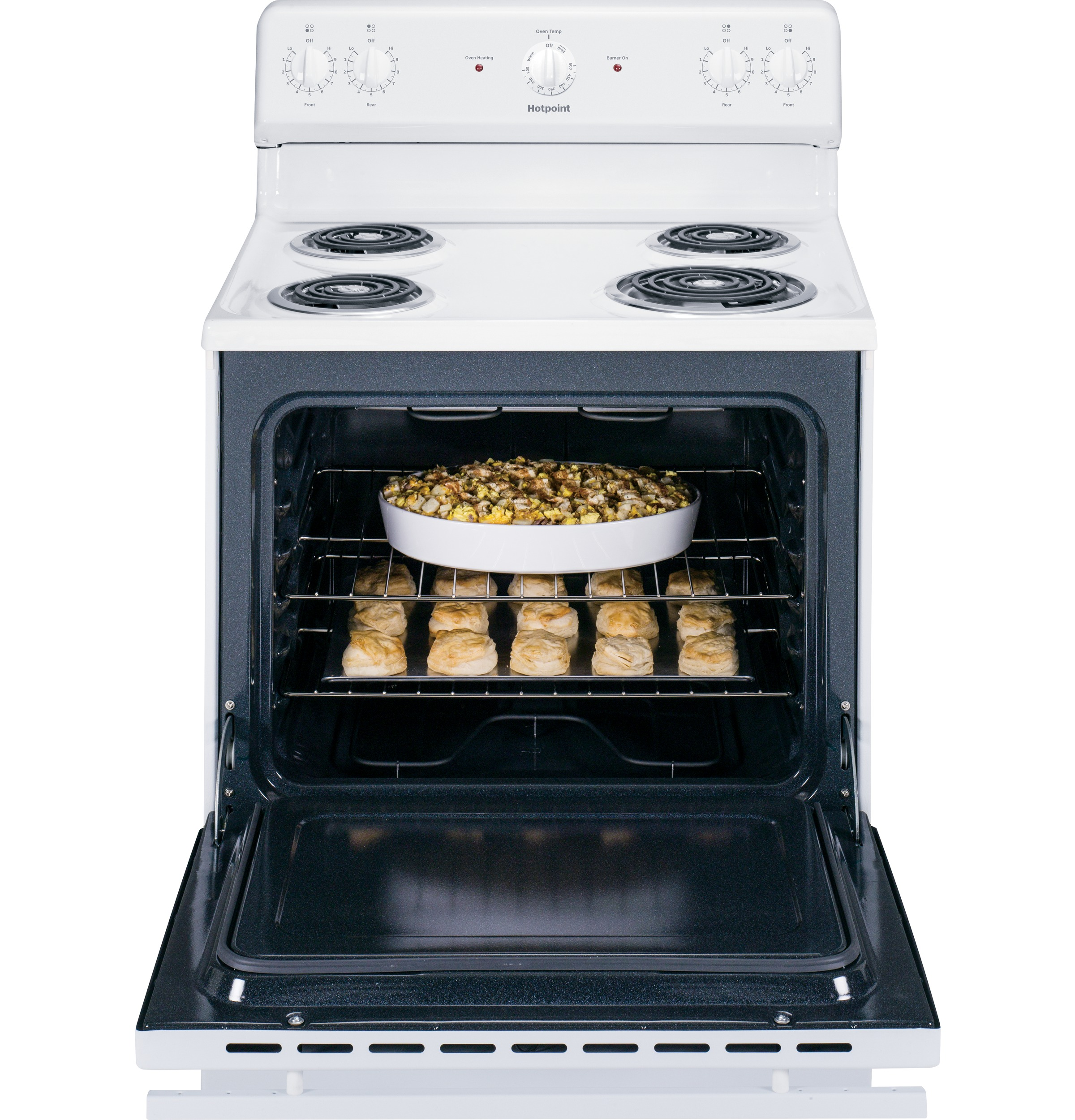 Model: RB525DHWW | Hotpoint® 30