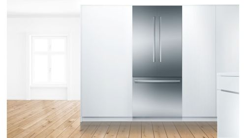 "Model: B36BT930NS | Bosch Benchmark®36"" Built-In French Door Refrigerator, B36BT930NS, Stainless Steel"