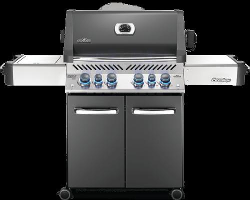 Napoleon PRESTIGE® 500 RSIB Infrared Side & Rear Burners - LP Gas