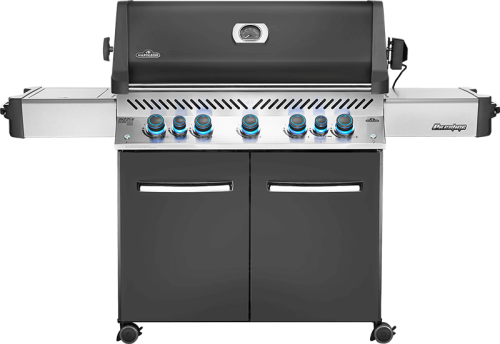 Prestige 665 RSIB with Infrared Side & Rear Burners-  LP Gas