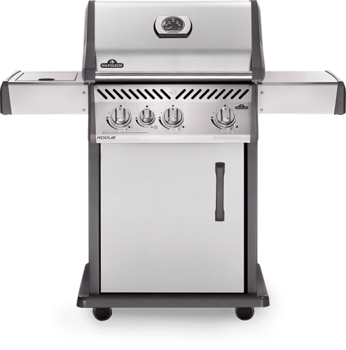 Napoleon Rogue® 425 Gas Grill with Side Burner - Natural Gas