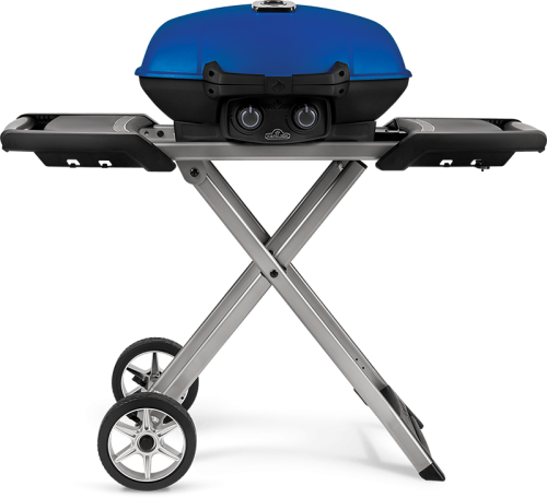TravelQ™ 285 X  Gas Grill with Scissor Cart - LP Gas