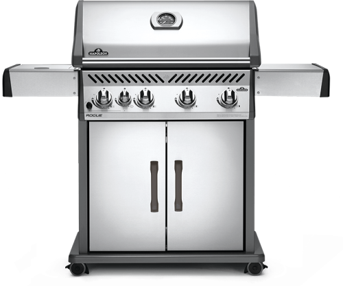 Napoleon Rogue® 525 SB  Gas Grill with Range Side Burner -  LP Gas
