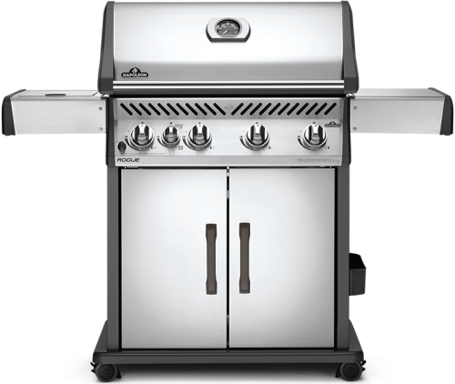 Napoleon Rogue® 525 SIB  Gas Grill with infrared Side Burner - LP Gas