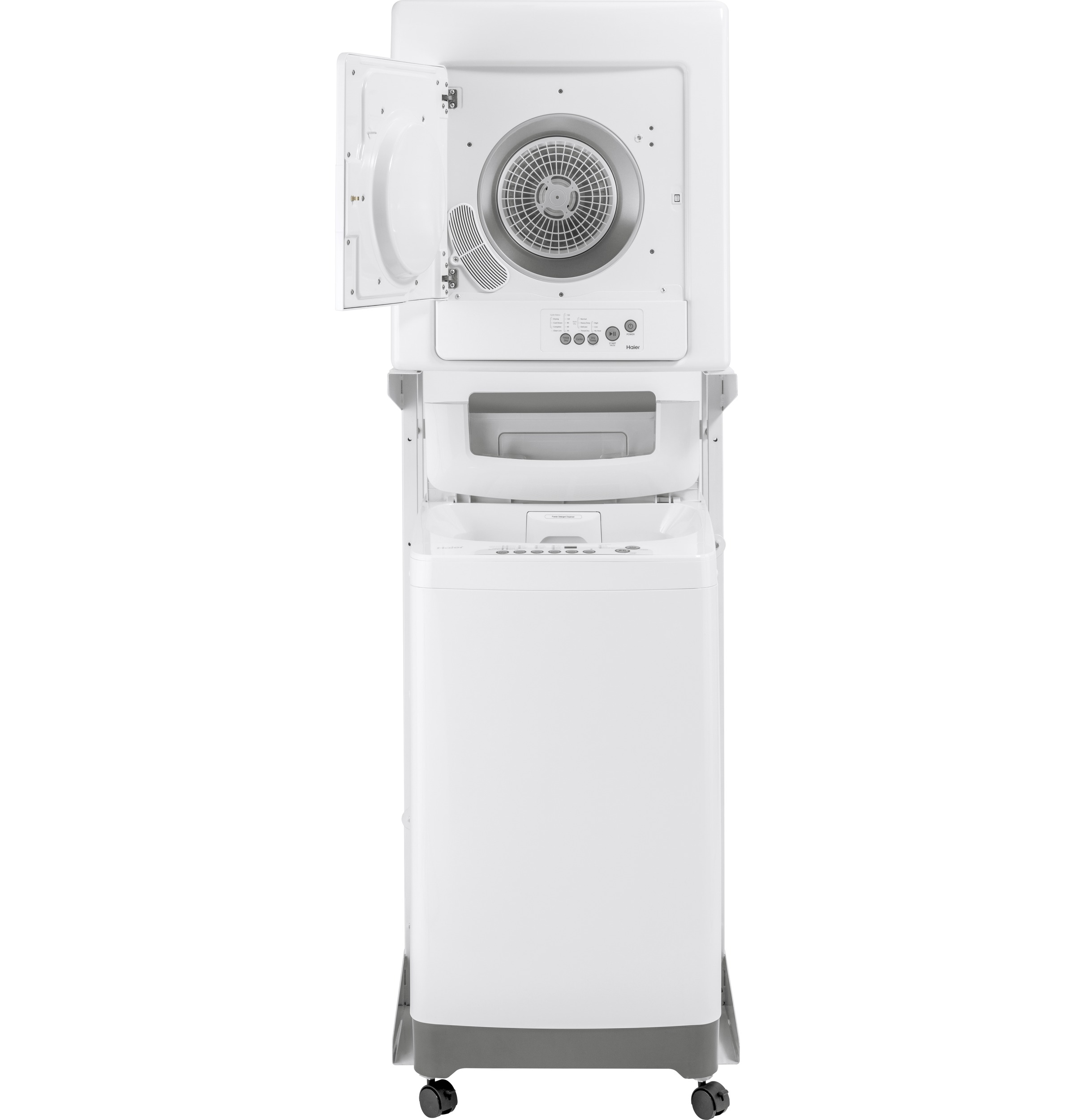 Model: HLP141E | 2.6 cu. ft. Portable Electric Vented Dryer