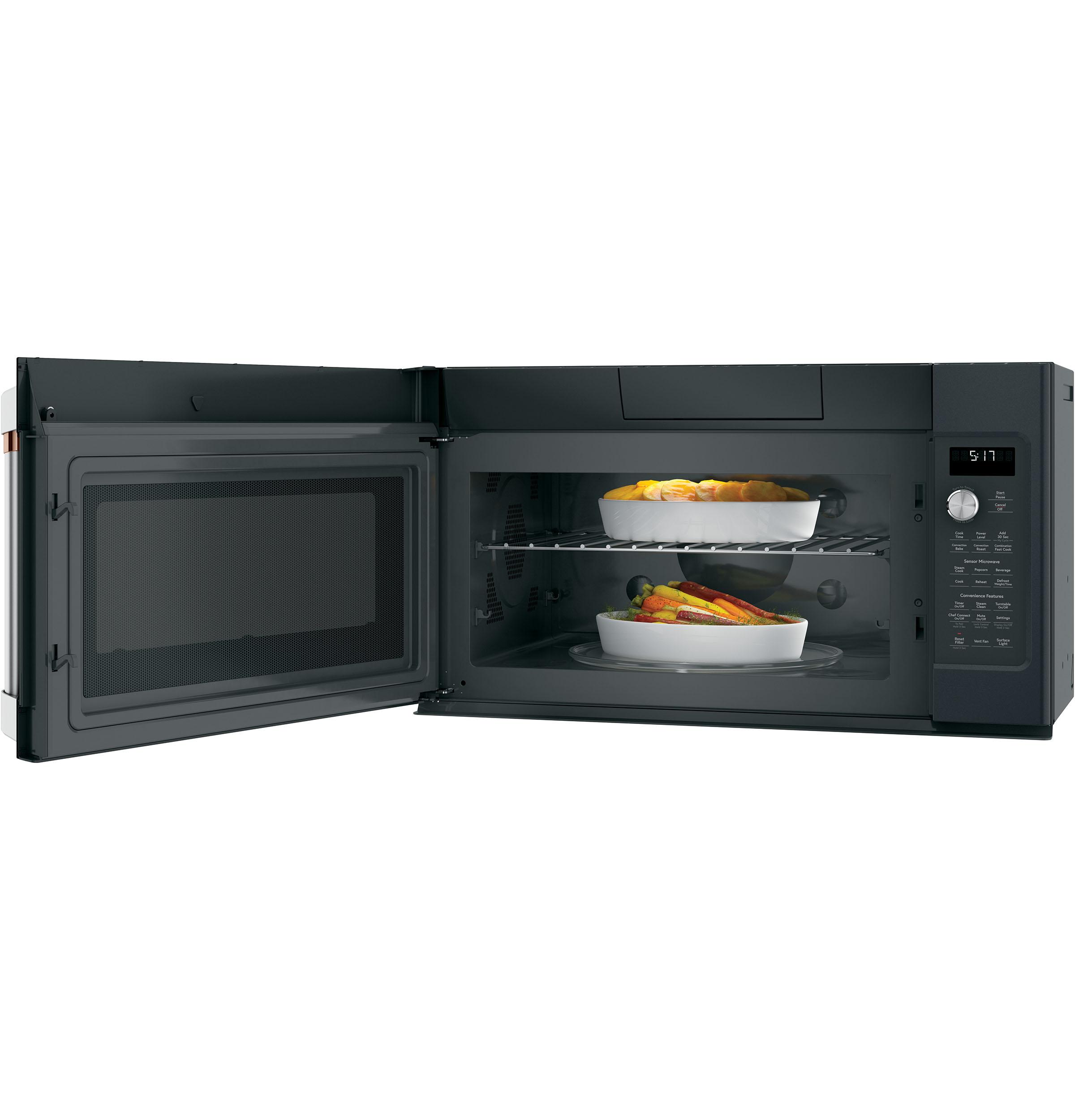 Café™ 1.7 Cu. Ft. Convection Over-the-Range Microwave Oven