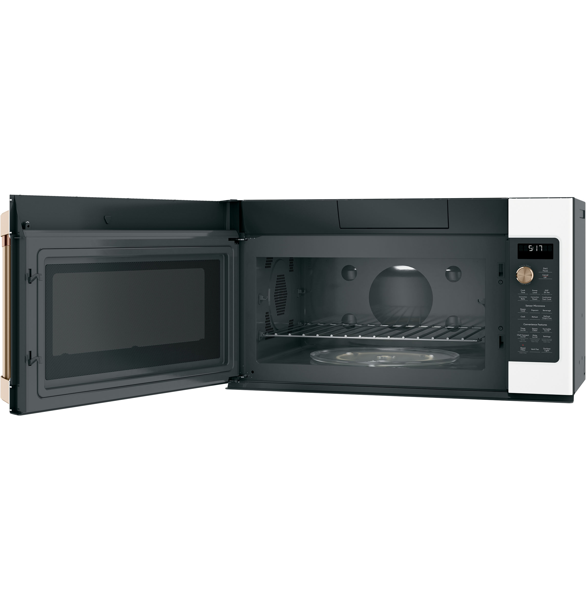 Café™ 1.7 Cu. Ft. Convection Over-the-Range Microwave Oven