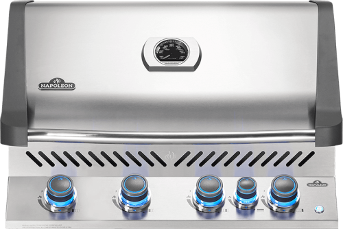 Built-In Prestige® 500 RB  Gas Grill - Natural Gas