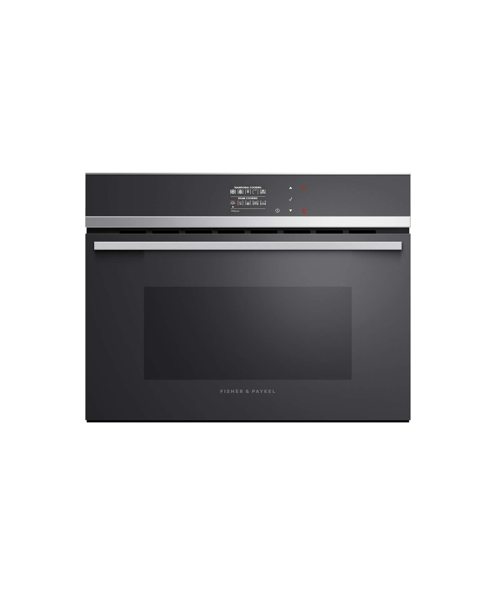 "Fisher and Paykel 24"" Built-in Combination Steam Wall Oven"